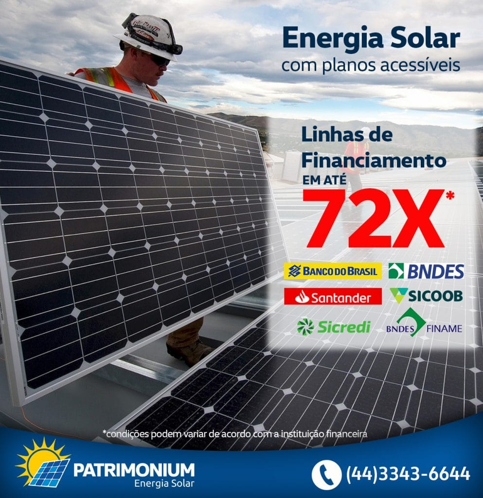 Financiamento Energia Solar